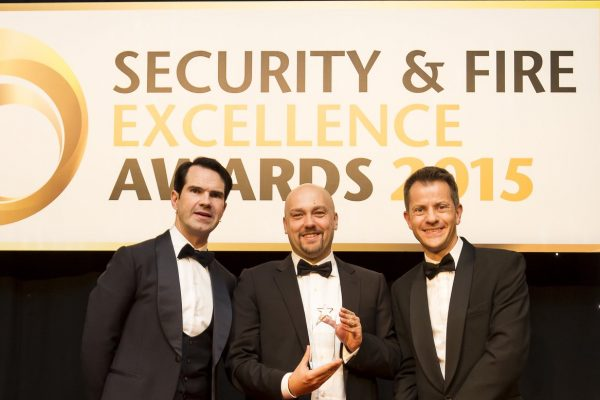 Parson360 vince agli Security & Fire Excellence Awards 2015
